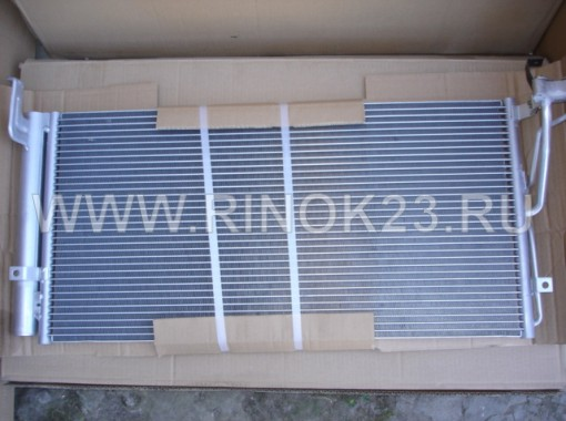 Радиатор кондиционера Hyundai Sonata 5 (Тагаз) Краснодар