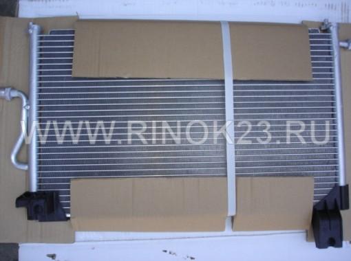 Радиатор кондиционера на Daewoo Matiz/Дэу Матиз