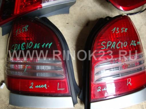 Стоп б/у Toyota Corolla Spacio AE111;AE115 2 Model Краснодар