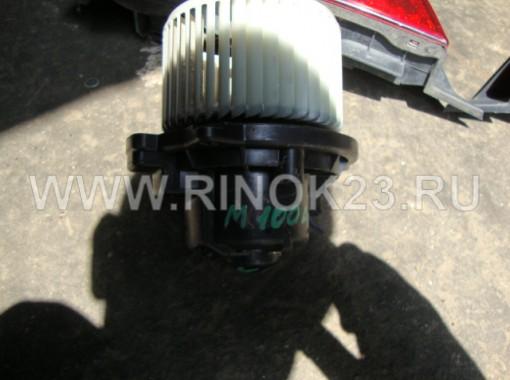 Моторчик печки б/у Toyota Duet M100A  Краснодар