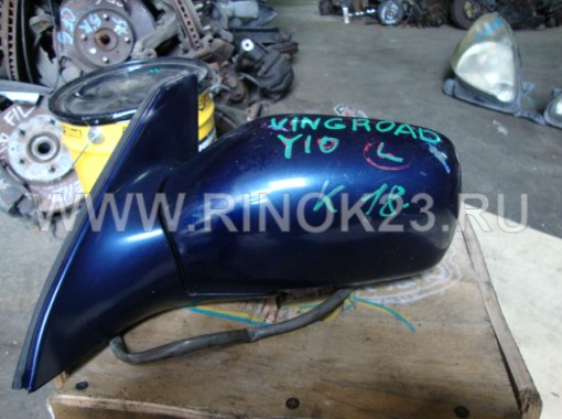 Зеркало б/у Nissan Wingroad/AD Y10 Краснодар