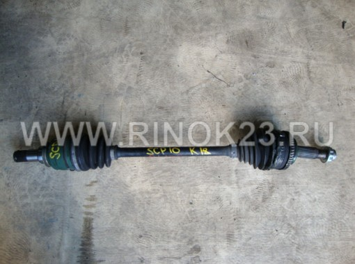 Привод б/у контрактный Toyota Vitz/Platz SCP10/SCP11/SCP12 Краснодар