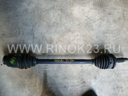 Привод б/у контрактный Subaru Impreza GG2 Краснодар