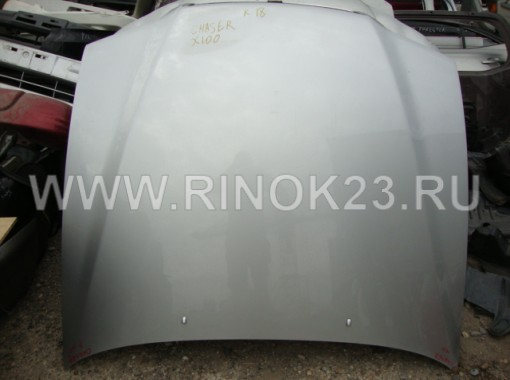 Капот б/у оригинал Toyota Chaser JZX100/GX100 Краснодар