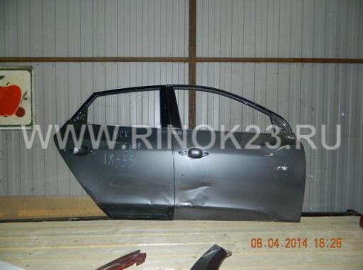 Дверь правая (передняя, задняя) б/у на Hyundai ix35/Хундай Ай Икс 35