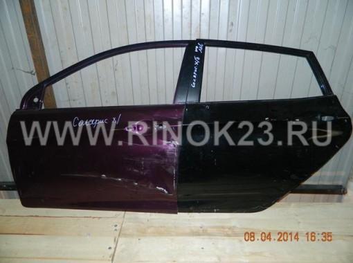 Дверь задняя Hyundai Solaris левая хэтчбек Краснодар