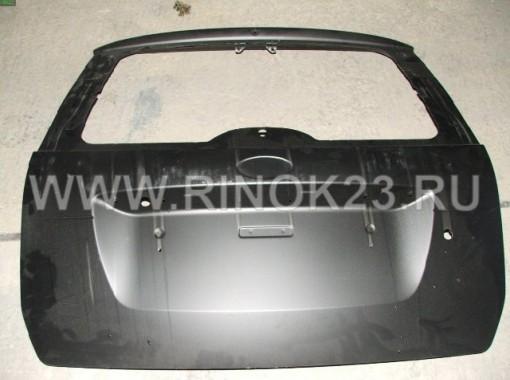 Дверь задняя (задка), крышка багажника откидная Lada Priora универсал (ВАЗ 2171) в Краснодаре