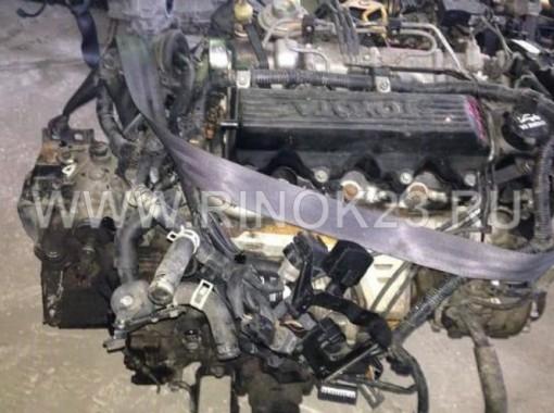 Контрактный двигатель 2C б/у на Toyota Corolla/Caldina/Noah