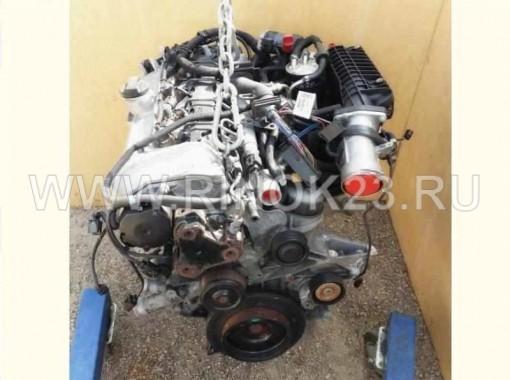 Дизельный контрактный двигатель Mercedes M647 для W203, W211 Sprinter без навесного оборудования Кропоткин