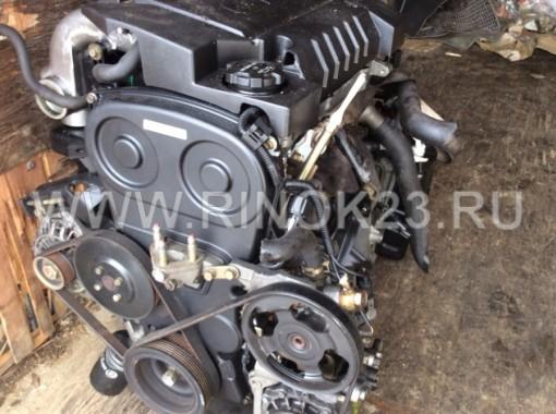 Двигатель контрактный 4G15 gdi на Mitsubishi