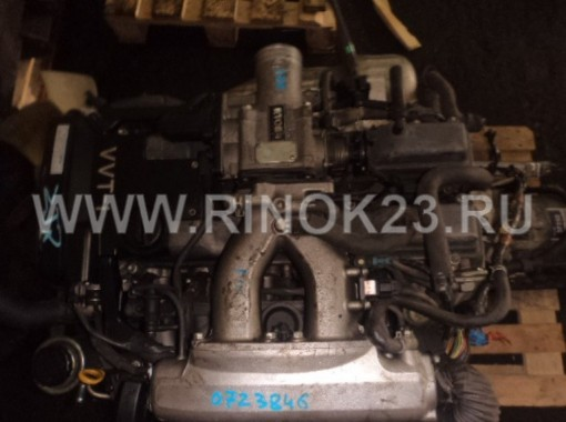 Двигатель б.у. 2JZ-GE vvt-i на Toyota контракт купить Краснодар