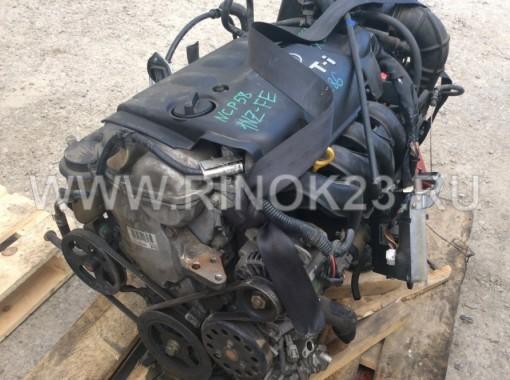 Двигатель контрактный 1NZ-FE на Toyota