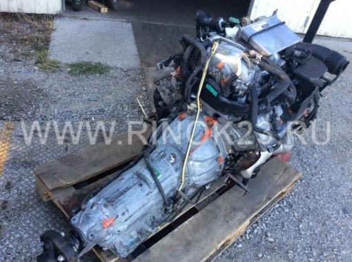 Двигатель с АКПП  2JZ 1UZ контрактный на Toyota