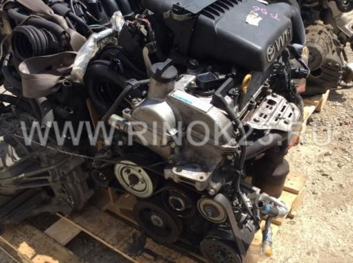 Двигатель 2SZ б.у. на Toyota купить Краснодар