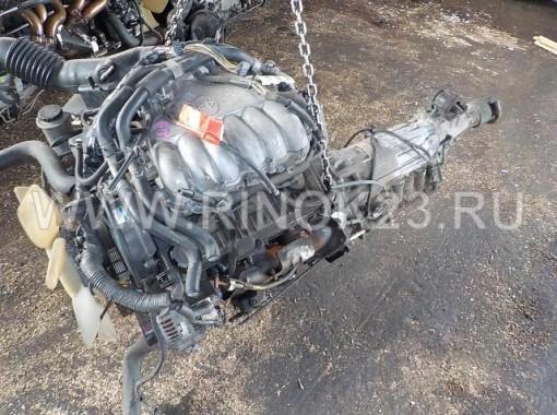 Контрактный двигатель Toyota 5VZ-FE с коробкой Краснодар