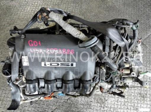 Двигатель L13A (ДВС) Honda FIT GD 8-ми катушечный б/у контактный Краснодар