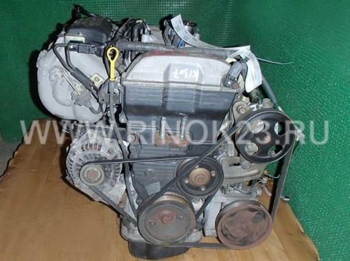 Двигатель FS (ДВС) Mazda Familia BJ5W катушки сверху б/у