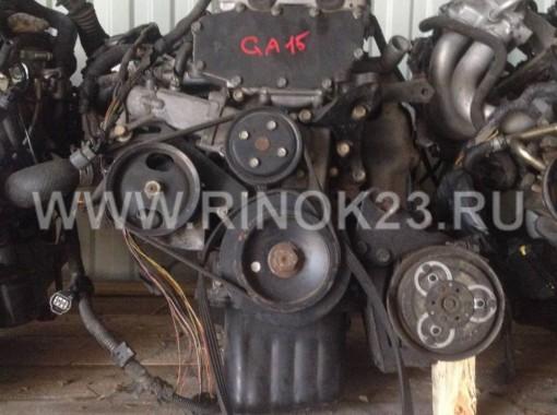 Двигатель Nissan GA15-DE, б/у, контракт, без пробега по РФ в Краснодаре