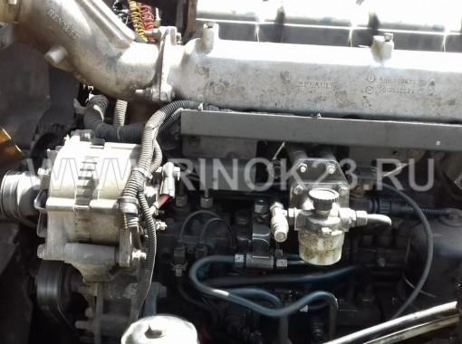 Двигатель Renault Premium 420 dci 2002 Новотитаровская