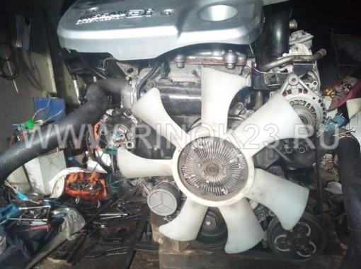 Двигатель Nissan Patrol 2003 ZD30DDTI Новороссийск