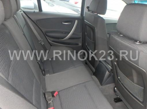Детали интерьера BMW 1-Series E87 2007 авто в разборе Армавир