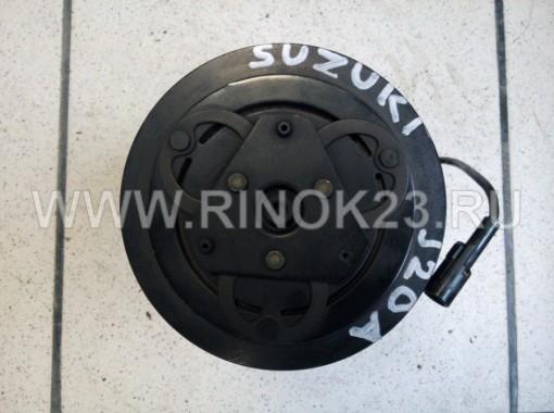 Компрессор кондиционера Suzuki Escudo на ДВС J20A