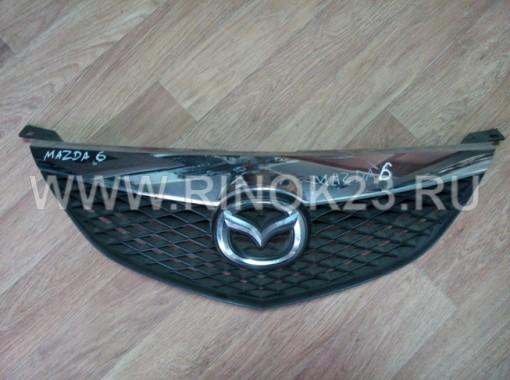 Решетка радиатора на Mazda 6 2005 (б.у)