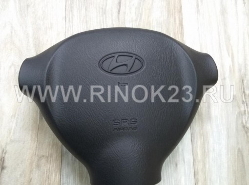 Заглушка в руль Hyundai Santa Fe (2000-2006) Краснодар