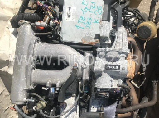 Контрактный двигатель 1JZ-GE vvt-i Тойота Краснодар