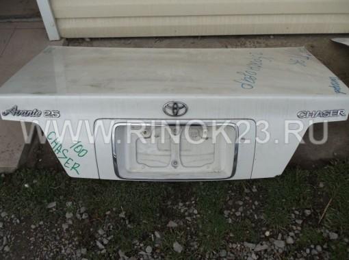 Крышка багажника Toyota Chaser 100 контрактная Краснодар