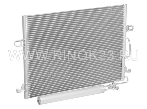 Радиатор кондиционера MERCEDES W211 02- Краснодар