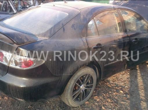 Mazda 6 седан в разборе по запчастям Краснодар