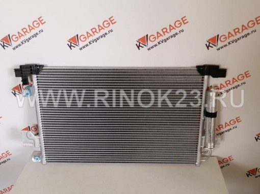 Радиатор кондиционера mitsubishi lancer 2007-2012 Краснодар