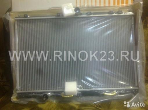 Радиатор MITSUBISHI OUTLANDER / AIRTREK 4G63T / 4G93 / 4G94 01-06(пластинчатый)