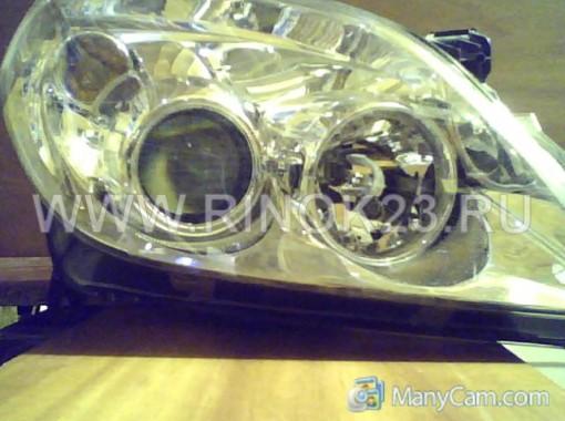 Передняя фара (L) Opel Vectra С 1216681 (93192377) в Краснодаре