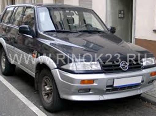 Стекло лобовое SSANGYONG MUSSO 4D WAGON 1996- / ROAD PARTNER 20