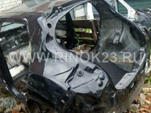 Отрез кузова Nissan Juke 2012 задний Краснодар