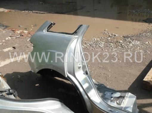 Крыло б/у заднее левое, салон кожа Mazda СХ7