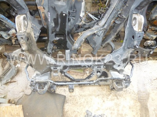 Балка задняя б/у Mercedes A160 A140 1997-2004