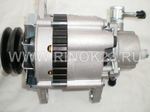 Генератор Nissan TD27, QD32, BD30, QD32, SD22, FD42, FD46, ED35 с вакуумным насосом  Краснодар