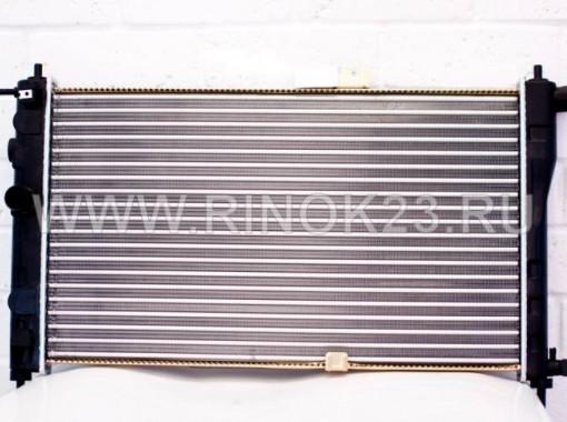 Радиатор охлаждения Chevrolet Aveo T250/T255, в Краснодаре