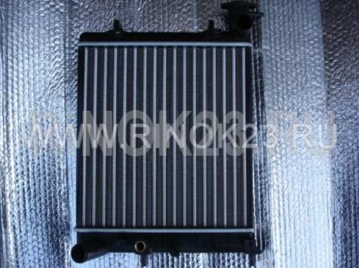 Радиатор охлаждения Hyundai Accent (TAGAZ) с МКПП  Краснодар