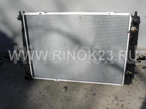Радиатор охлаждения Hyundai Tucson 2.2 TD 2006 года Краснодар