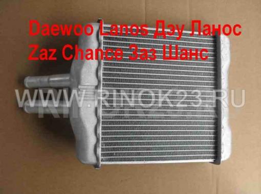 Радиатор печки отопителя салона Daewoo Lanos, Zaz Chance Краснодар