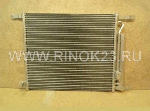 Радиатор кондиционера Chevrolet Aveo T250 T255 в Краснодаре