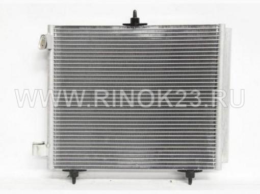 Радиатор кондиционера Citroen C3 2002-2009 г. в Краснодаре