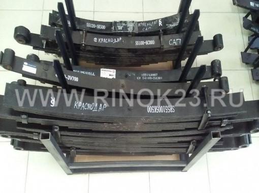 Рессоры задние, передние Hyundai Porter 1, 2 (H100), County, HD-72, HD-78, HD-120 Краснодар