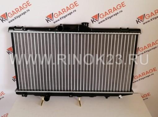 Радиатор охлаждения Toyota corolla 1992-2000 Краснодар