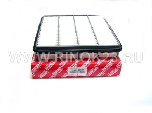 Фильтр воздушный TOYOTA LAND CRUISER 200 2UZ/1UR 07- /LEXUS LX570 3UR 07-