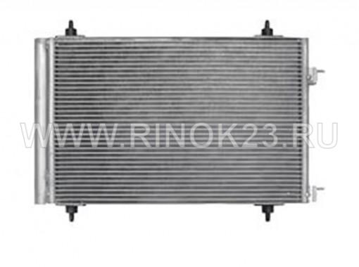 Радиатор кондиционера PEUGEOT 307 2001 г. в Краснодаре